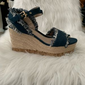 Shellys London | Daphne Wedge Sanda